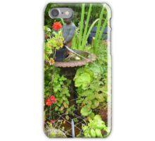 Willow Tea Rooms Garden iPhone Case/Skin