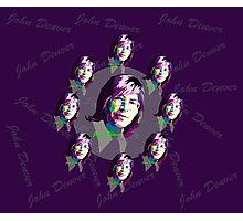 John Denver ~ Thank God I'm A Country Boy Photographic Print