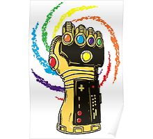 Infinity Power Poster