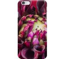 My First Dahlia of the Season iPhone Case/Skin