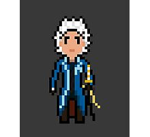 Pixel Vergil Photographic Print