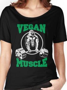 Vegan Muscle Women's Relaxed Fit T-Shirt
