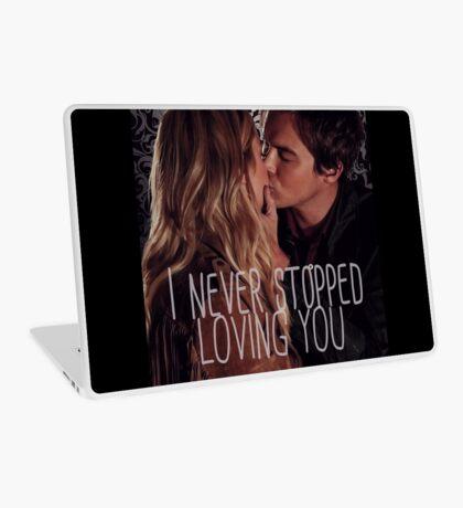 Haleb: I never stopped loving you Laptop Skin