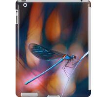 """Burning curtain"" iPad Case/Skin"