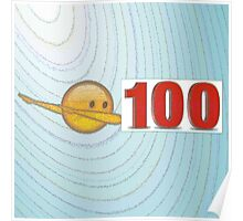 High velocity 100 funny dab compression Poster