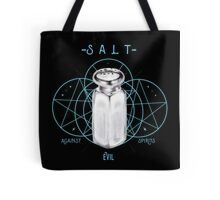 Salt Against Evil Spirits Tote Bag