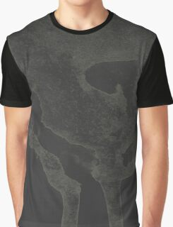 Coffin Stain Graphic T-Shirt