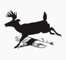 Deer Baby Tee