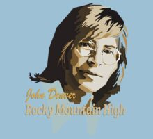 John Denver ~ Rocky Mountain High Kids Clothes