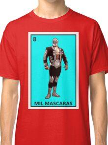 Mil Mascaras Classic T-Shirt