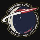 Journey Into Space - Operation Luna Mission Patch by TGIGreeny