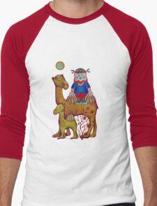Fun in the Sun Men's Baseball ¾ T-Shirt