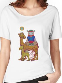 Fun in the Sun Women's Relaxed Fit T-Shirt