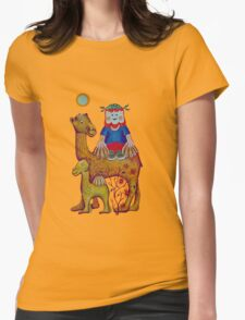 Fun in the Sun Womens Fitted T-Shirt