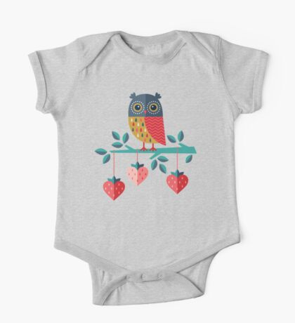 Owl Always Love You One Piece - Short Sleeve