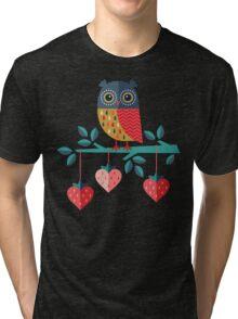 Owl Always Love You Tri-blend T-Shirt