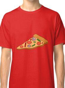 Mushroom Pizza Slice Classic T-Shirt