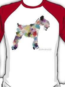 the schnauzer modern T-Shirt