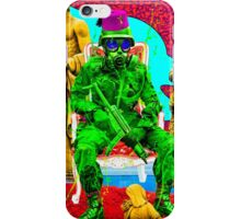 The Lone Soldier iPhone Case/Skin