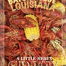 Baton Rouge Is A Little Meaux Spicy by Sharon Elliott-Thomas