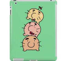Mr. Saturn Stack iPad Case/Skin