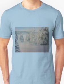 Winter In Gyllbergen Unisex T-Shirt