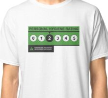 Hygiene Rating - Two Classic T-Shirt
