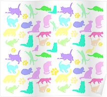 cats cats cats Poster
