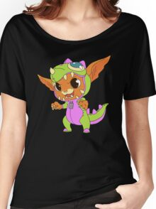 Dino Gnar Women's Relaxed Fit T-Shirt