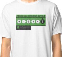 Hygiene Rating - FIVE Classic T-Shirt