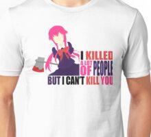 Mirai Nikki - Yuno Unisex T-Shirt