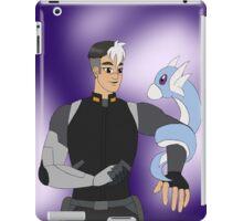 Voltron Pokemon - Shiro & Dratini iPad Case/Skin