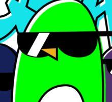 Penguin Squad Unite Sticker