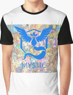 TeamMystic Graphic T-Shirt
