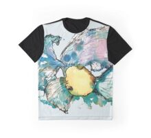 Peace Fish - Gray background Graphic T-Shirt
