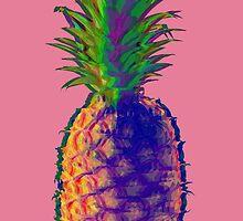 Pineapple by MartaOlgaKlara