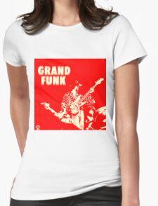 Grand Funk Railroad  Womens Fitted T-Shirt