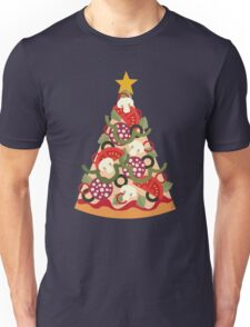 Pizza on Earth - Pepperoni Unisex T-Shirt