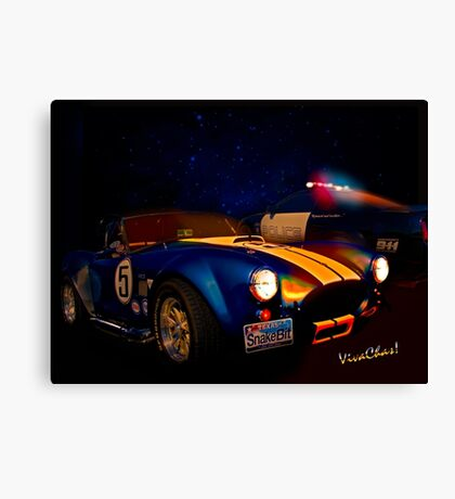 Cobra Arrested Development Canvas Print