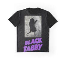 Black Tabby  Graphic T-Shirt