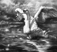 Ride A White Swan by Peter Williams