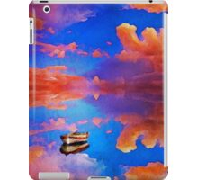 A World With No Boundaries iPad Case/Skin