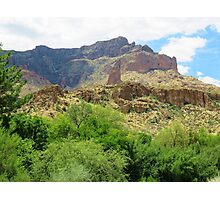 Tonto State Forest, Arizona Photographic Print