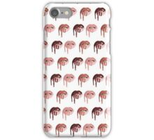 KYLIE JENNER LIP PATTERN iPhone Case/Skin