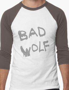 Bad Wolf Spraypaint Men's Baseball ¾ T-Shirt
