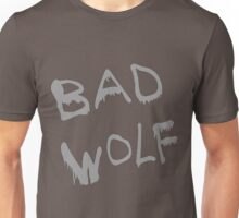Bad Wolf Spraypaint Unisex T-Shirt
