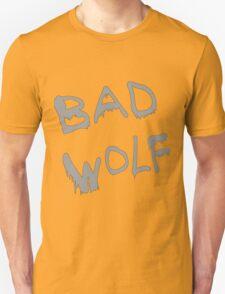 Bad Wolf Spraypaint Unisex T-Shirt