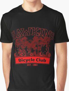 Hawkins Bicycle Club Graphic T-Shirt