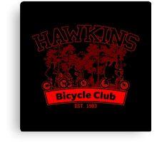 Hawkins Bicycle Club Canvas Print