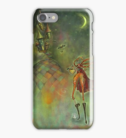 Kirby and the Castle iPhone Case/Skin